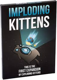 Exploding Kittens Imploding Kittens Expansion Image