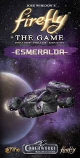 Firefly The Game Esmeralda Expansion Image