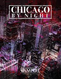 Vampire the Masquerade Chicago by Night Image
