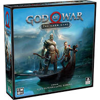 God of War: The Card Game Image