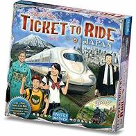 Ticket to Ride: Japan+Italy Image