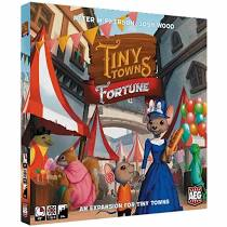 Tiny Towns: Fortune Expansion Image