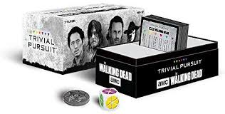 Trivial Pursuit Walking Dead Image