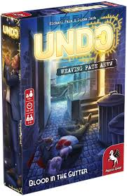 Undo: Blood in the Gutter Image