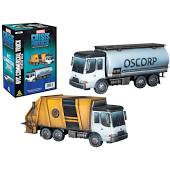 Marvel Crisis Protocol Miniatures Game NYC Commercial Truck Pack Image