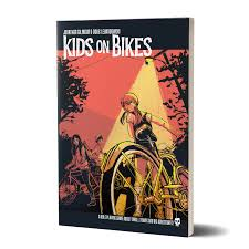 Kids on Bikes Image