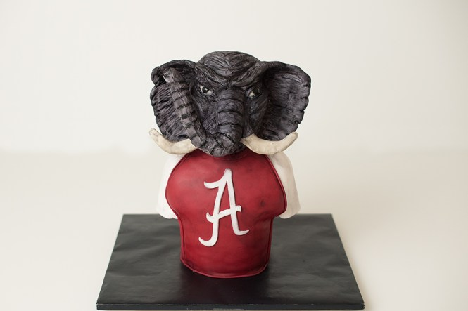 Roll Tide, Alabama Cake, Big Al Cake, Roll Tide