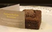 Ferrero Rocher Brownie from Brownie blues