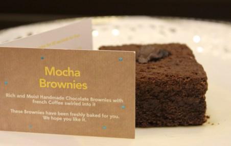 Mocha Brownie from Brownie Blues