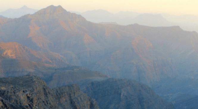 Jebel Jais, Ras Al Khaimah, UAE