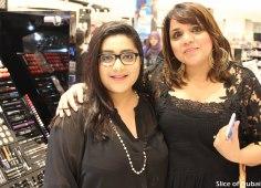 Fellow Bloggers Pooja (diaryofpooja)and Laxmi (laxmiadvani.com)