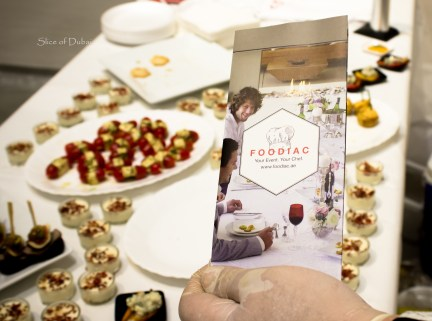 Foodiac -Fine dining experience in the comfort of your home