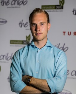 Foodiac co-founder Miikka Makio