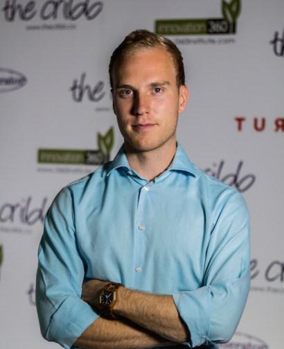 Foodiac co-founder Miikka Makio