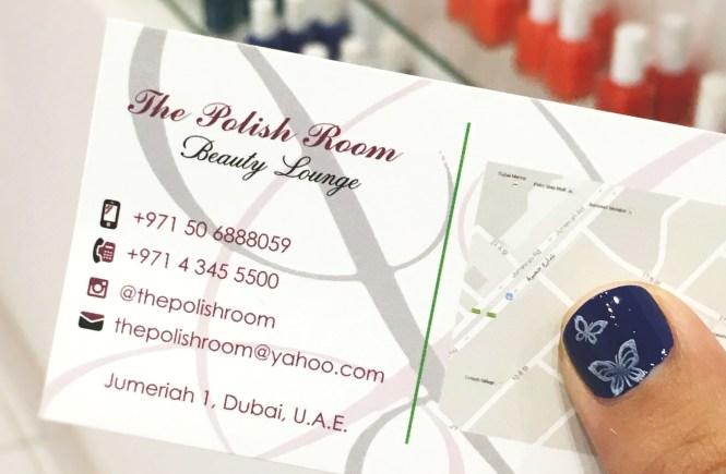 The Polish Room Jumeirah Dubai Review