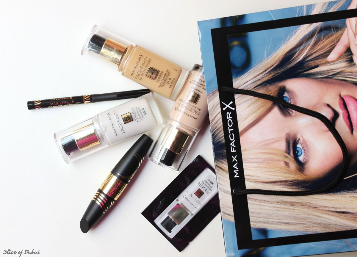 Review: Max Factor Facefinity All Day Primer and Flawless 3-in-1 Foundation