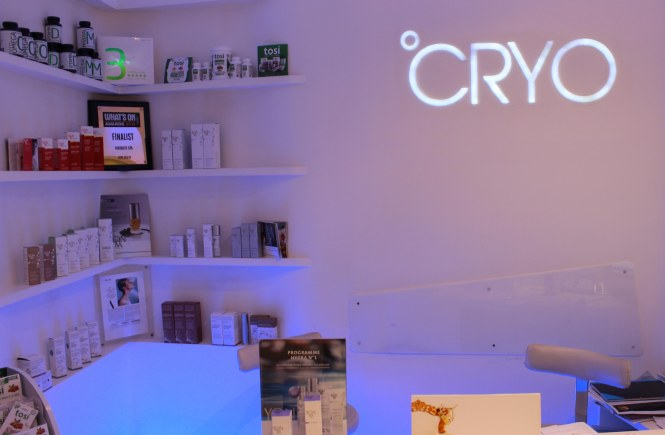 Full Body CRYO at CRYO Health