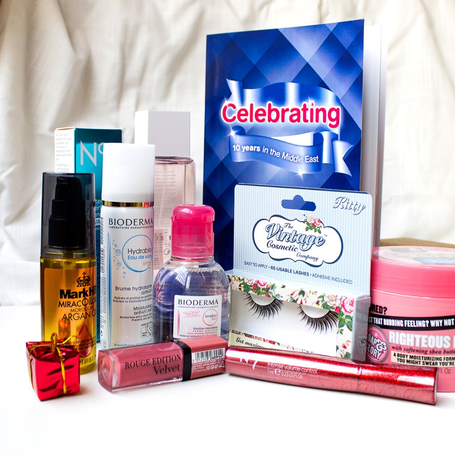 Boots Celebrates 10 years in the Middle East with special offers