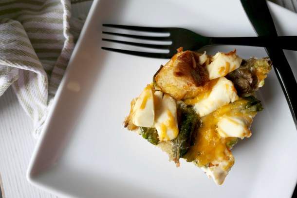 24-HOUR BREAKFAST CASSEROLE - Slice Of Honey Blog