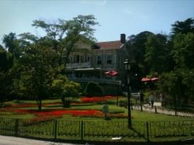 Mansion in Emirgan Korusu