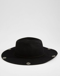 """This cowboy hat goes with the country-rock vibe of some of the tracks like """"Daddy's Girl"""""""