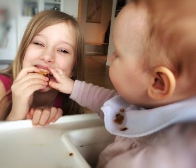 Pandekager med sød kartoffel. Glutenfri pandekager med sød kartoffel og æg. Perfekt til baby led weaning.