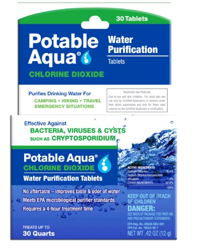 Awesome The Best Water Purification Tablets For Backpacking 2019 Download Free Architecture Designs Xoliawazosbritishbridgeorg