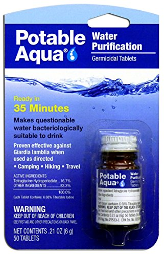 Brilliant The Best Water Purification Tablets For Backpacking 2019 Download Free Architecture Designs Xoliawazosbritishbridgeorg