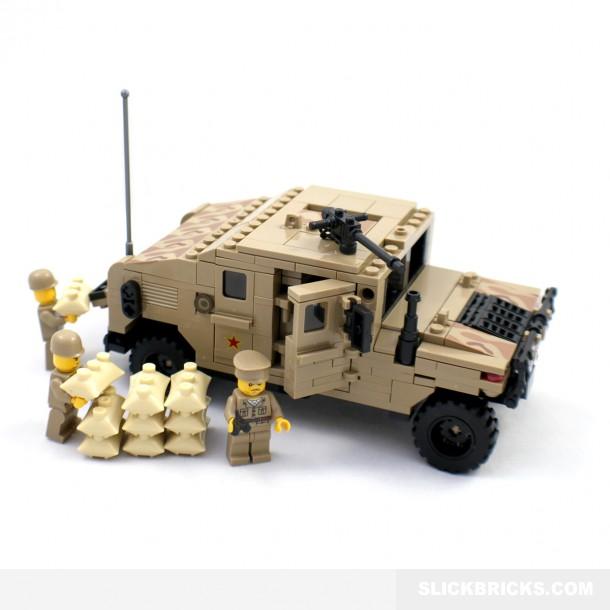 Military: Military Humvee