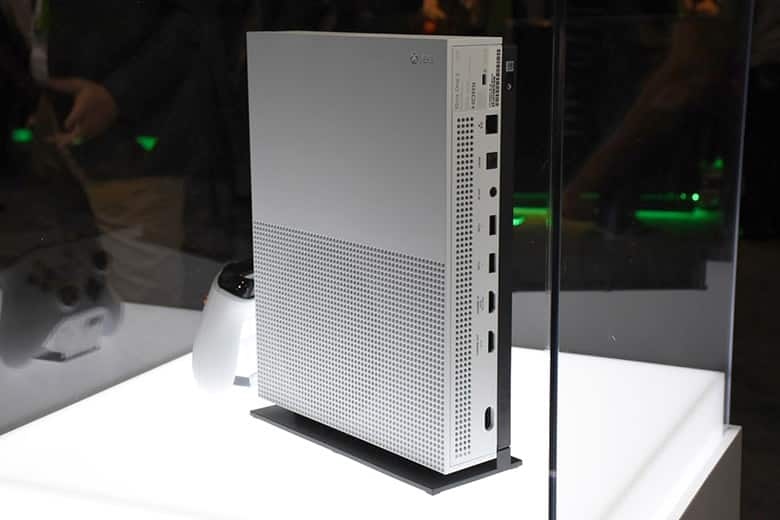 E3 News Initial Impression Of The New Xbox One S