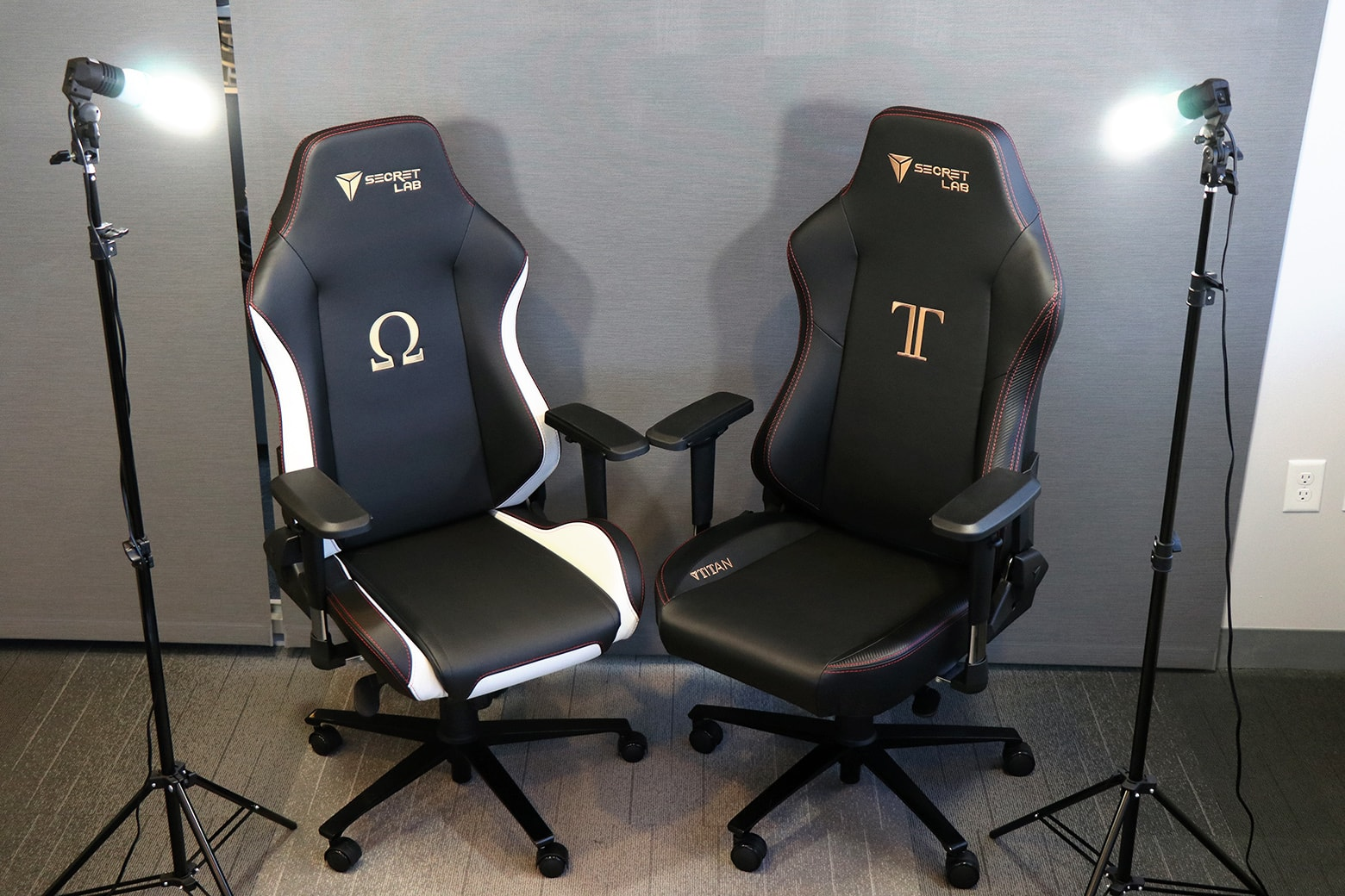 Titan Chair Hands On With Secretlab Gaming Chairs Omega And Titan