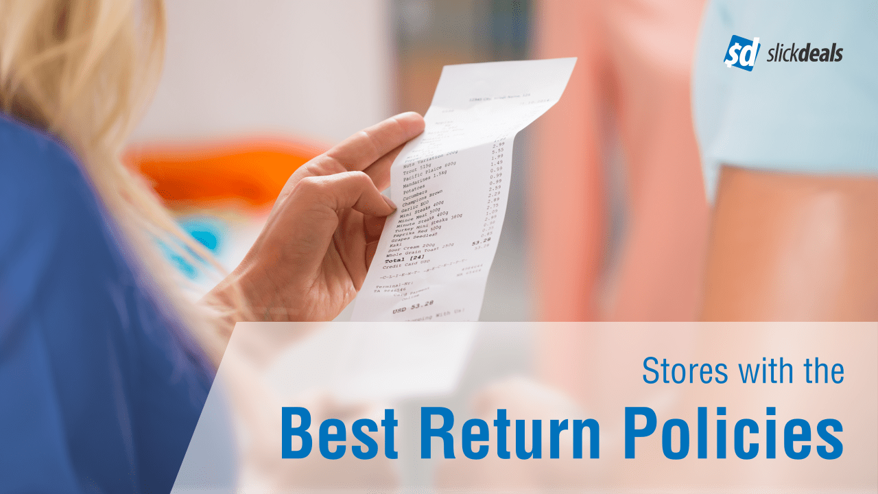 The 21 Best Return Policies From Top Retailers