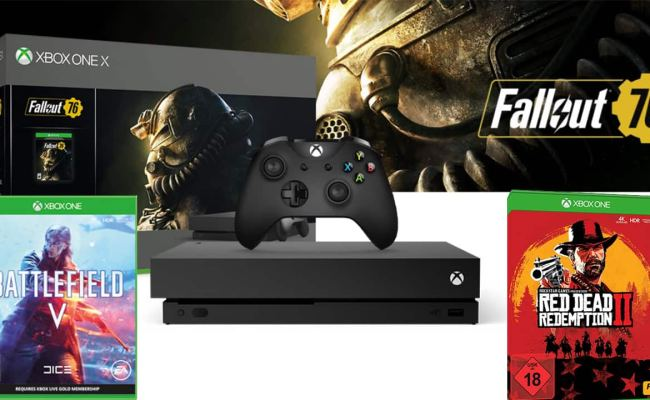 Get Up To 300 Off The Xbox One X With Gamestop S Trade In