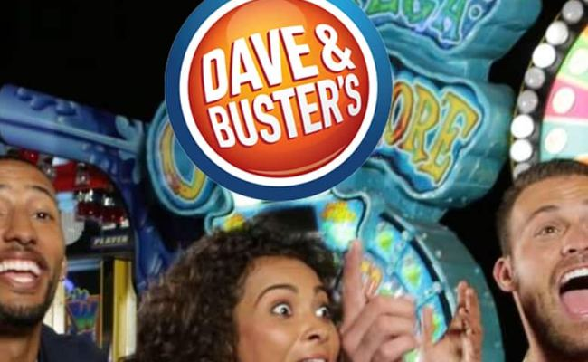 Dave And Buster S Unlimited Play And Wings Are Back For 19 99