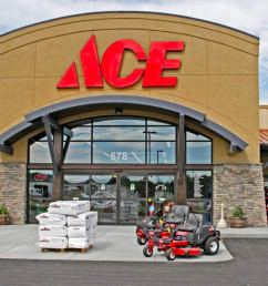from now until february 28th participating ace hardware physical locations are offering 25 off any full priced item under 50 or 12 50 off any full  [ 1280 x 720 Pixel ]
