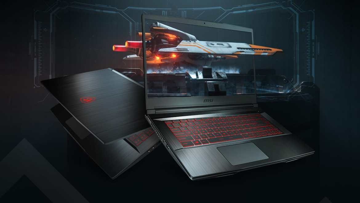 Get the MSI GF63 Thin Gaming Laptop at its Lowest Price Ever on Amazon