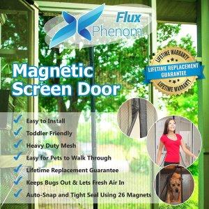 Flux Phenom Reinforced Screen Door