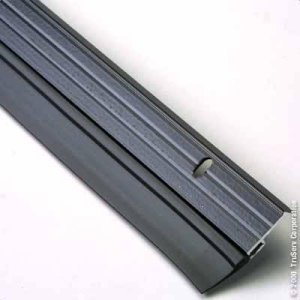Frost King Premium Aluminum And Vinyl Door Sweep