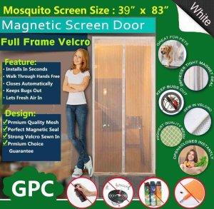 Full Frame Velcro