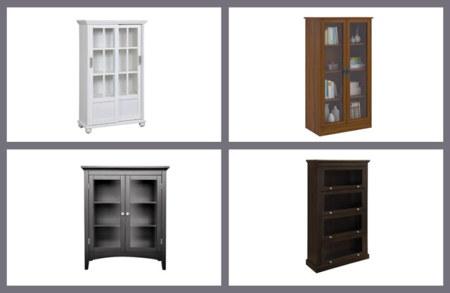 Bookcase With The Glass Door-Top Quality Product Reviews