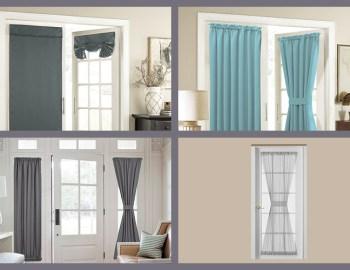 The-door-curtain
