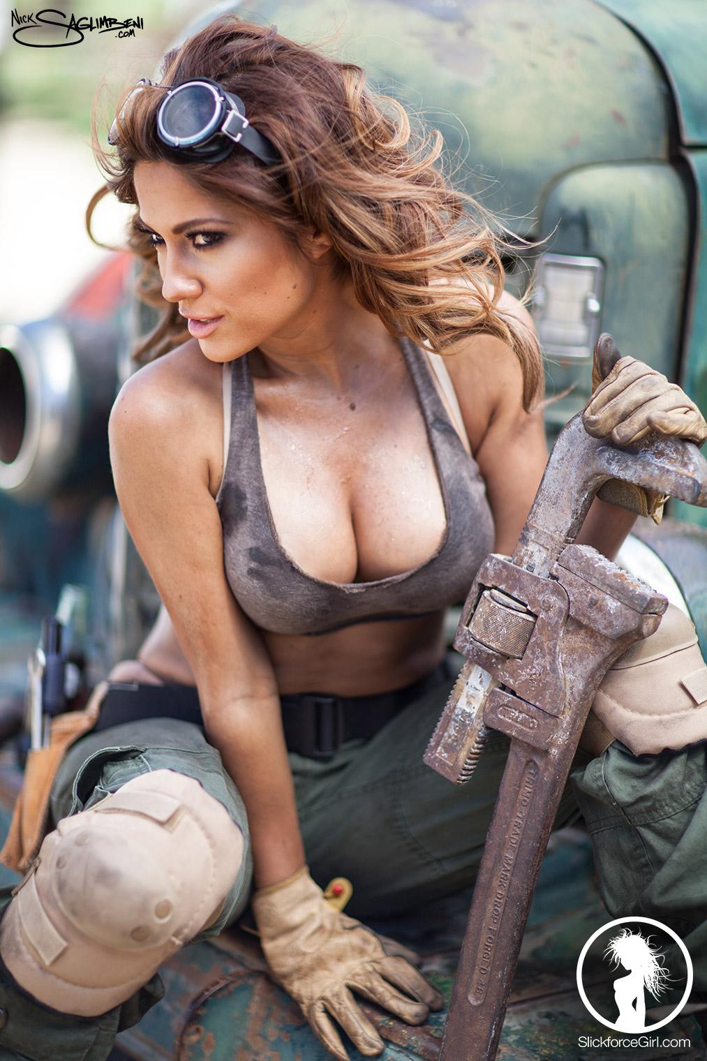 Army Pin Up Girl Wallpaper Heavy Gear Girls View Topic Nick Saglimbeni S