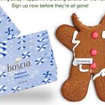 Free Sample of Boscia Peppermint Blotting Linens