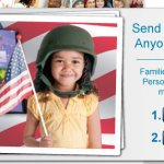 FREE Photobook for Military Families :)