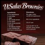 Visalus Brownie Recipe