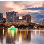 $99 for a 2-Night Hotel Stay & Round-Trip Airfare Credit to Las Vegas or Orlando for 2 People {$850 Value}