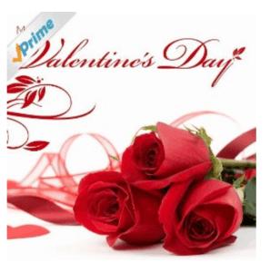 valentines day music
