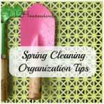 ORGANIZING TIPS: PART 2 {How to Clear the Clutter}
