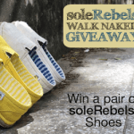 Sole Rebels Shoes Walk Naked Giveaway
