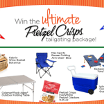 Pretzel Crisps Ultimate Tailgating Package Giveaway